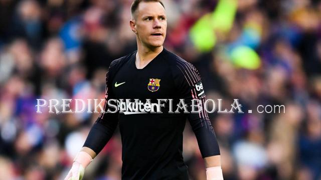 Ter Stegen Salah Satu Kunci Kemenangan Barcelona