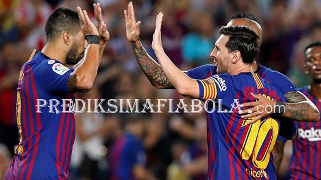 Tim Barcelona Harus Persiapkan Tim Melawan Inter Milan