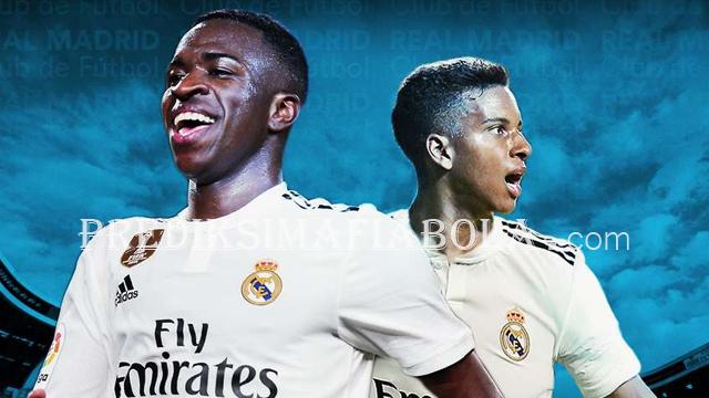 2 Pemain Mudah Yang Berbakat Milik Real Madrid