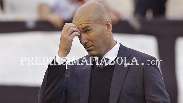 Zidane Di Klem Lebih Baik Dan Jangan Tertukar