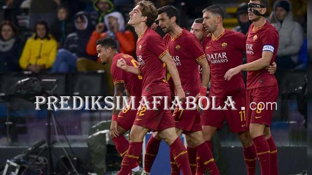 AS Roma Sukses Kalahkan Udinese