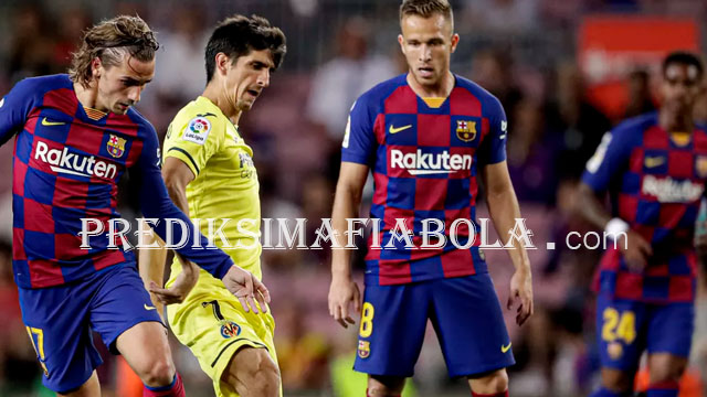Catatan Buruk Barcelona Di Liga Champions