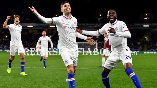 Christian Pulisic Menjadi Pahlawan Atas Chelsea