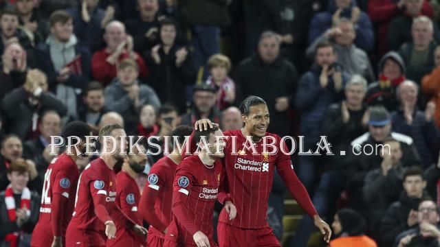 Drama 7 Gol Liverpool vs FC Salzburg