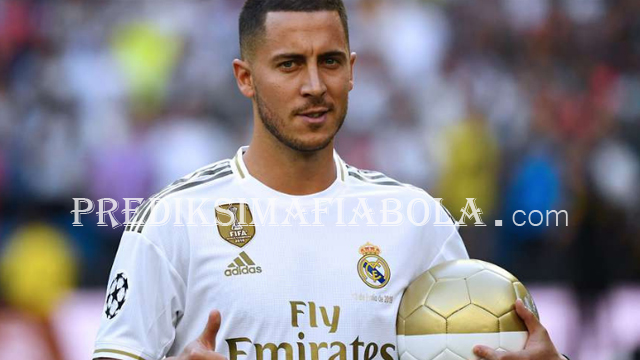 Eden Hazard Memiliki Target Tinggi Untuk Madrid