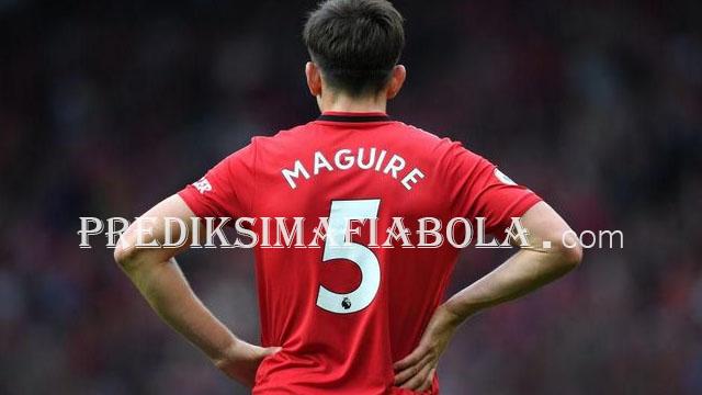 Harry Maguire Jadi Kapten Manchester United Kok Bisa