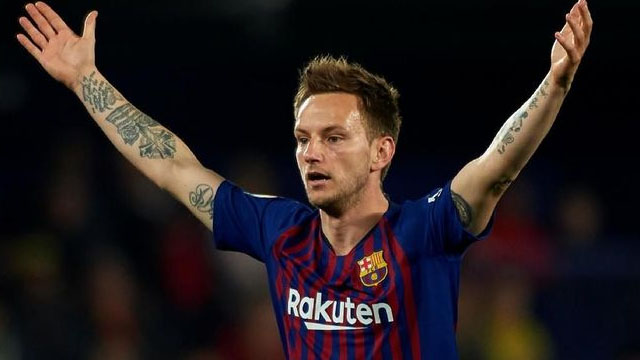 Ivan Rakitic Akan Tinggalkan Barcelona
