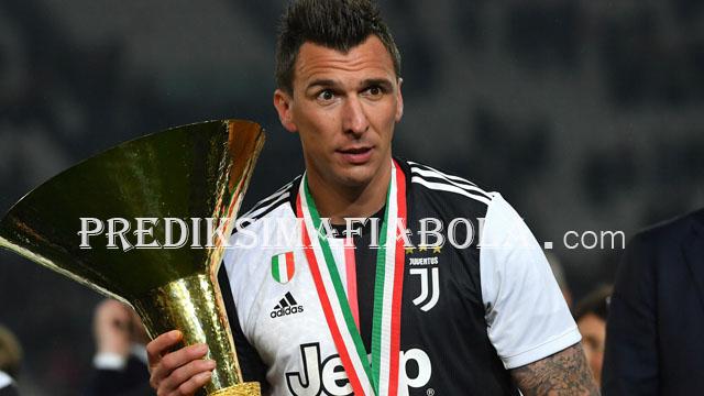 Mario Mandzukic Dipastikan Tidak Bersama Juventus