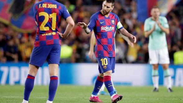 Messi Mulai Menyukai Gelandang Barca