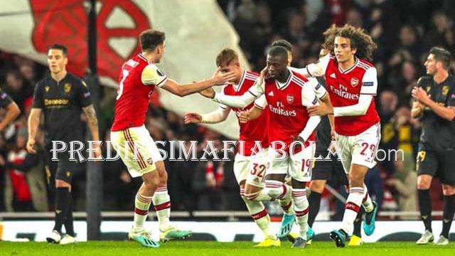 Nicolas Pepe Mulai Membuktikan Kualitasnya Di Arsenal