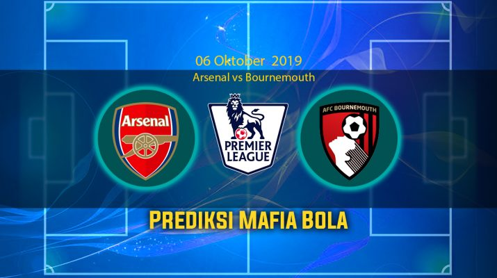 Prediksi Arsenal vs Bournemouth 06 Oktober 2019