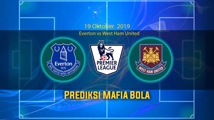 Prediksi Everton vs West Ham United 19 Oktober 2019
