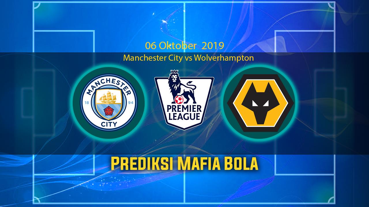 Prediksi Manchester City vs Wolverhampton 06 Oktober 2019