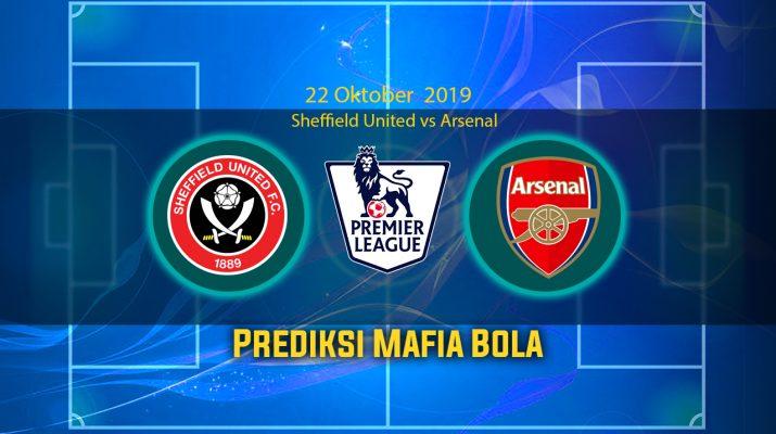 Prediksi Sheffield United vs Arsenal 22 Oktober 2019