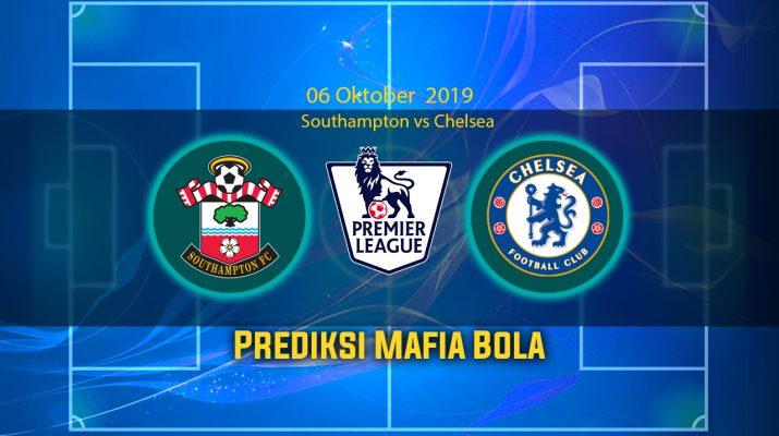Prediksi Southampton vs Chelsea 06 Oktober 2019