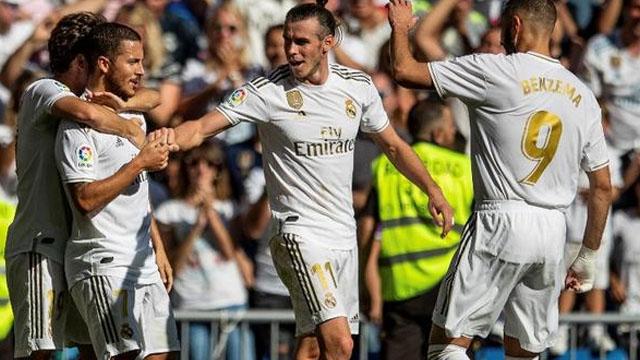 Real Madrid Sementara Masih Di Puncak Klasemen