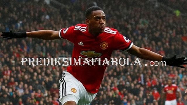 Tanggung Jawab Anthony Martial Pada Jersey No 9
