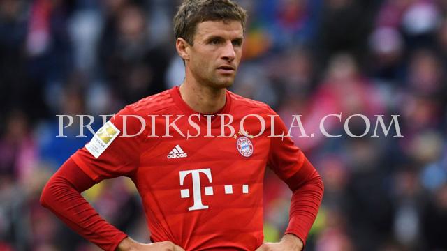 Thomas Muller Ingin Meninggalkan Bayern Munchen