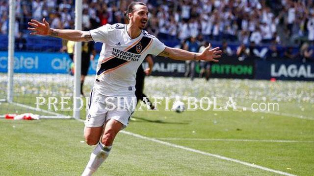Zlatan Ibrahimovic Berniat Beraksi Di Serie A