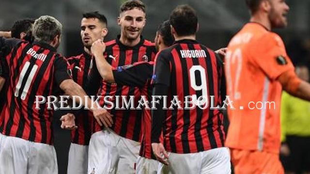 AC Milan Menutup Pekan Ke-10 Serie A Dengan Kemenangan