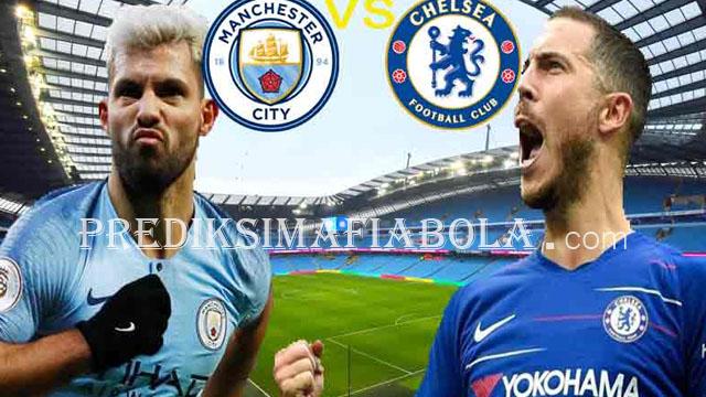 Akan Bertemu Manchester City vs Chelsea