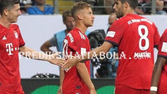 Bayern Munchen Belajar Dari Kekalahan Saat Melawan Frankfurt