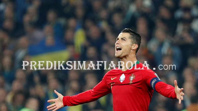 Cristiano Ronaldo Berhasil Cetak Gol Lalu?