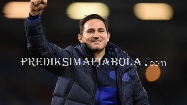 Frank Lampard Menjadi Pelatih Terbaik Dunia