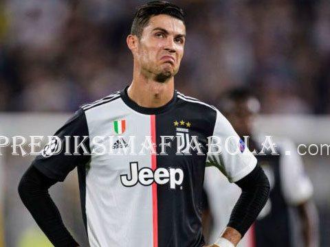 Kasus Ronaldo di Juventus Sudah Kelar