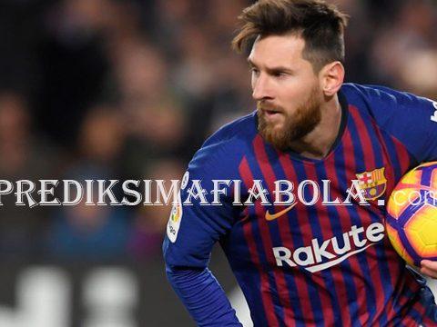 Kontrak Baru Messi Dengan Barcelona