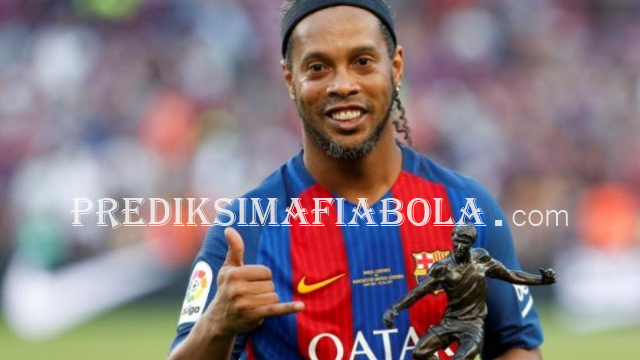 Menurut William Masih Ronaldinho Pemain Terbaik Sampai Sekarang