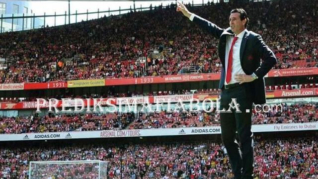 Pemain Arsenal Sudah Tidak Segan Dengan Unai Emery