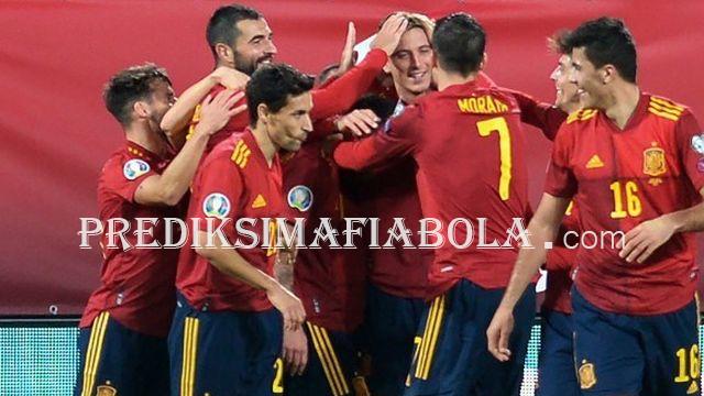 Pertandingan Antara Timnas Spanyol Melawan Malta