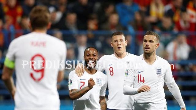 Timnas Inggris Menang 4-0
