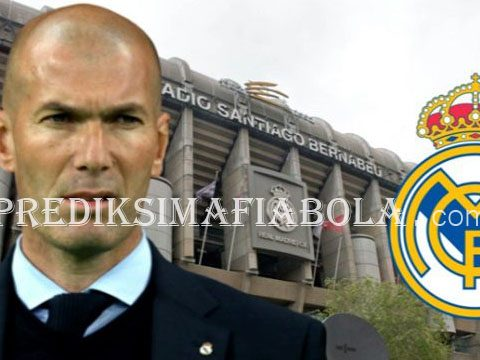 Zinedine Zidane Kembali Meningkatkan Real Madrid Kembali