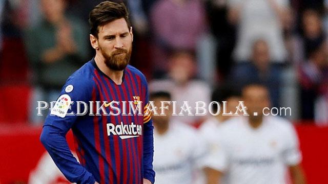 Bahkan Messi Kesulitan Tembus Gawang Madrid