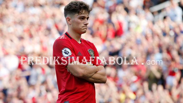 Daniel James Beri Peringatan Pada Manchester United