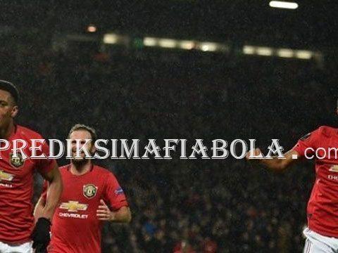 Data Lengkap Pertandingan Antara Burnley vs Man United