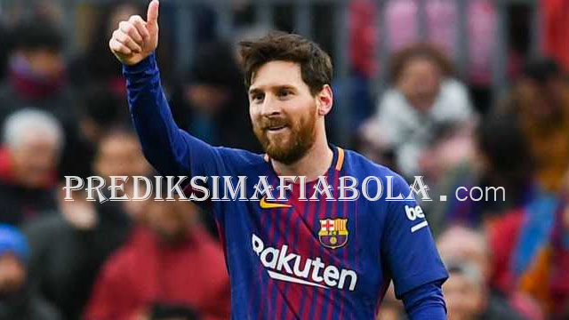 Ernesto Valverde Beri Pujian Setinggi Langit Untuk Lionel Messi
