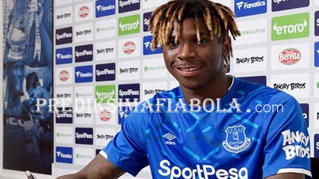 Everton Ingkar Janji Pada Ibu Moise Kean