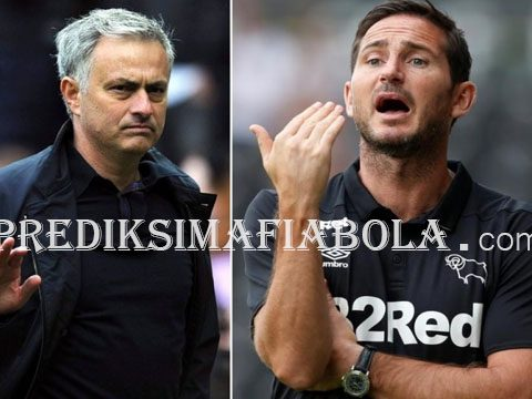 Jose Mourinho Akan Akhiri Jalan Frank Lampard