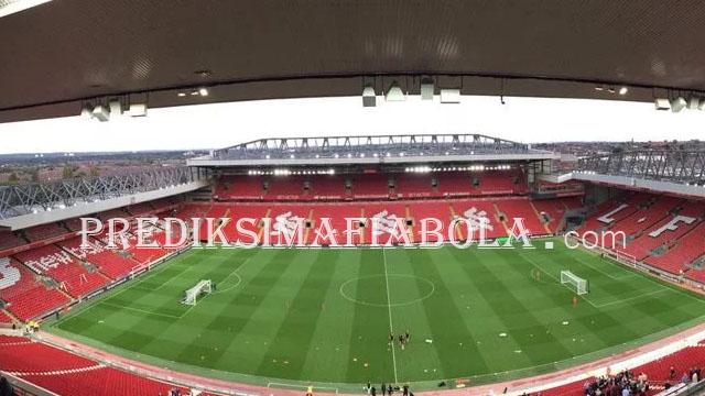 Liverpool Akan Memperbesar Anfield Jadi 61.000 Kursi