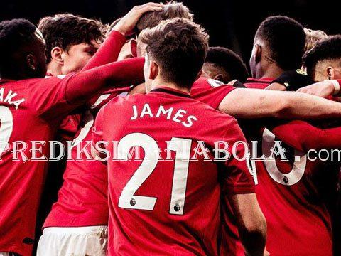 Manchester United Berakhir Manis Saat Lawan M City