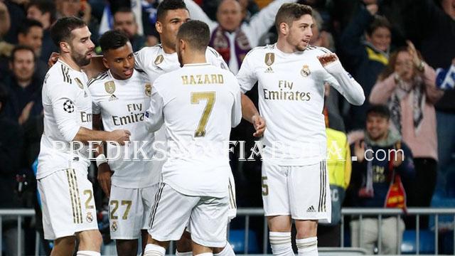 Real Madrid Lolos 16 Besar Akankah Bertemu Dengan Liverpool