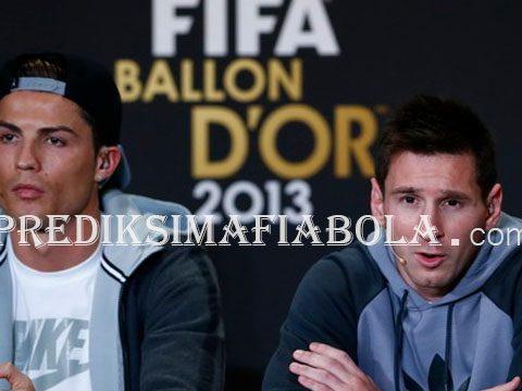 Ronaldo dan Messi Menyukai Makanan Yang Sama