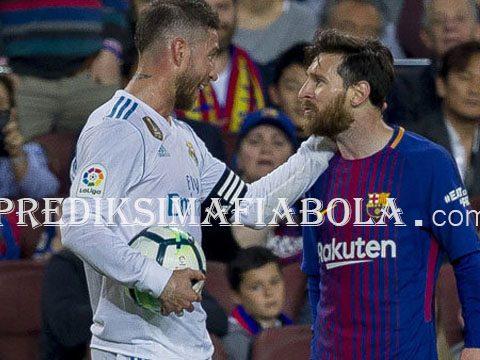 Sergio Ramos Ujung Tombak Real Madrid Layaknya Messi