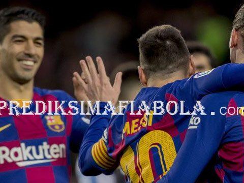 Statistik Gol 70% Luis Suarez dan Lionel Messi