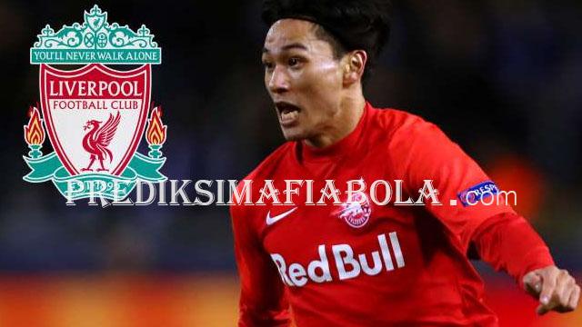 Takumi Minamino Akan Membantu Liverpool