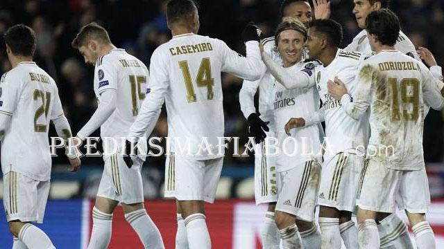 Terbuktinya Barisan Depan Real Madrid Melemah