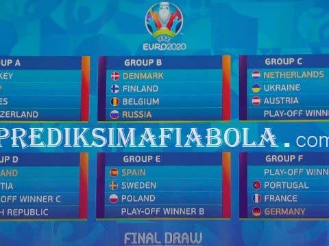 Hasil Roling Piala Eropa 2020 Grup F Yang Mengerikan